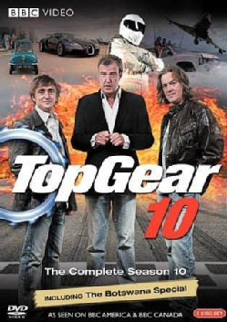 Top Gear 10 (DVD)