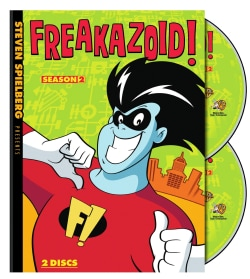 Steven Spielberg Presents Freakazoid!: The Complete Second Season (DVD)