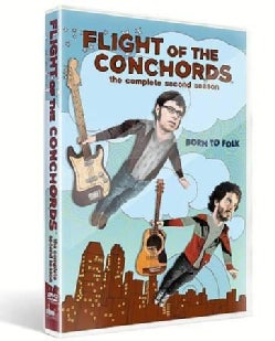 Flight of the Conchords: The Complete Second Season (DVD)