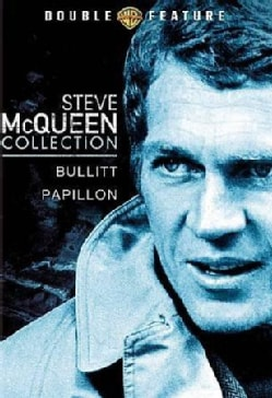 Steve McQueen Collection: Bullitt/Papillon (DVD)