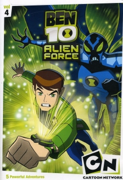 Ben 10 Alien Force: Vol 4 (DVD)