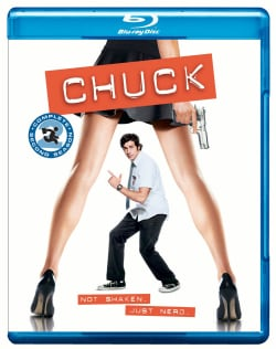 Chuck: The Complete Second Season (Blu-ray Disc)