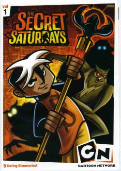 Secret Saturdays: Volume One (DVD)