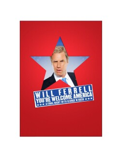 You're Welcome America: A Final Night With George W Bush (DVD)