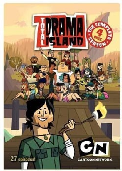 Total Drama Island: The Complete First Season (DVD)