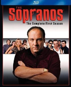 The Sopranos: The Complete First Season (Blu-ray Disc)