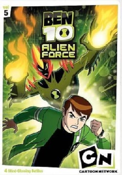 Ben 10 Alien Force: Vol 5 (DVD)