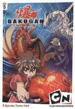 Bakugan Volume 5: The Game is Real (DVD)