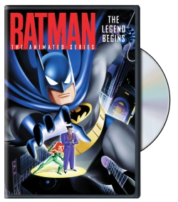Batman: The Animated Series- The Legend Begins (DVD)