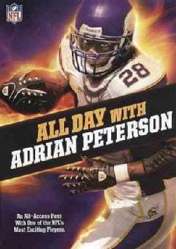 All Day With Adrian Peterson (DVD)