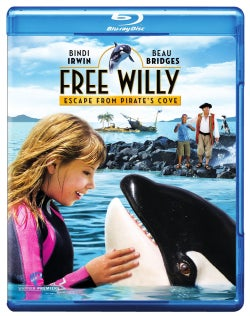 Free Willy: Escape from Pirate's Cove (Blu-ray/DVD)