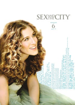 Sex and the City: The Sixth Season Part 2 (DVD)