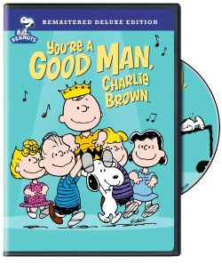 You're a Good Man Charlie Brown: Deluxe Edition (DVD)