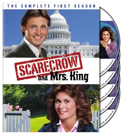 Scarecrow and Mrs. King: The Complete First Season (DVD)
