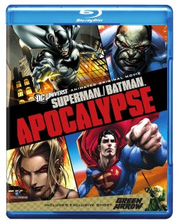 Superman/Batman: Apocalypse (Blu-ray Disc)