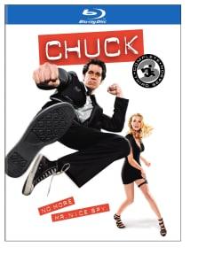 Chuck: The Complete Third Season (Blu-ray Disc)