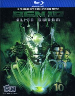 Ben 10: Alien Swarm (Blu-ray Disc)