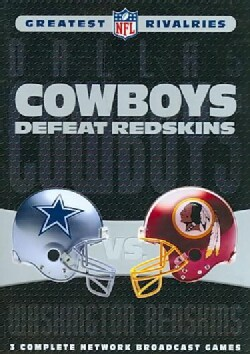 NFL's Greatest Rivalries: Dallas Vs. Washington (DVD)