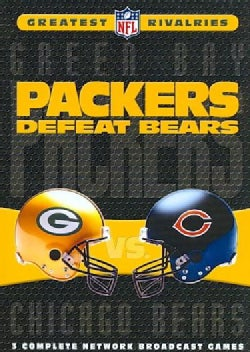 NFL's Greatest Rivalries: Green Bay vs. Chicago (DVD)