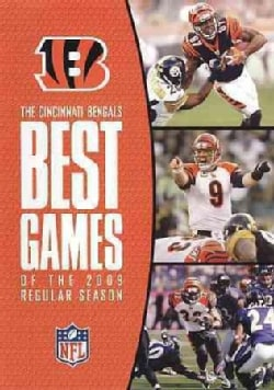 NFL Cincinnati Bengals Best Games of 2009 Regular Season (DVD)