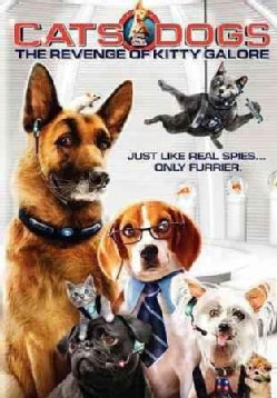Cats & Dogs: The Revenge Of Kitty Galore (DVD)