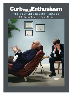 Curb Your Enthusiasm: The Complete Seventh Season (DVD)