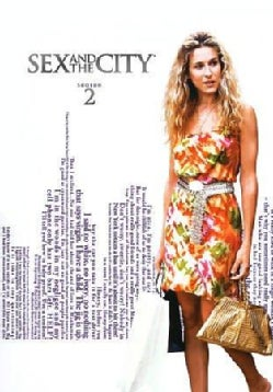 Sex and the City: The Complete Second Season (DVD)
