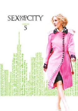 Sex and the City: The Complete Fifth Season (DVD)