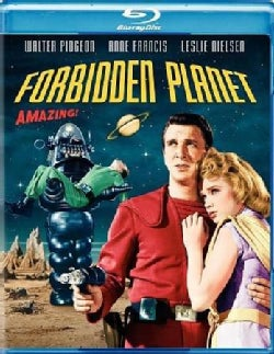 Forbidden Planet (Blu-ray Disc)