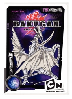 Bakugan Chapter 2 (DVD)