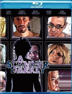 A Scanner Darkly (Blu-ray Disc)