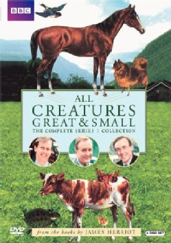 All Creatures Great & Small: The Complete Series 1 Collection (DVD)