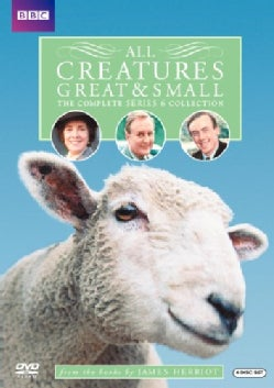 All Creatures Great & Small: The Complete Series 6 Collection (DVD)