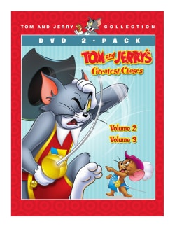 Tom and Jerry Double Feature: Greatest Chases V2/Greatest Chases V3 (DVD)