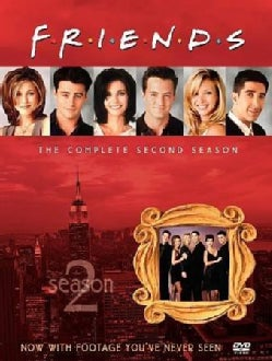 Friends: The Complete Second Season (DVD)