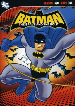 Batman: The Brave and the Bold - Season Two, Part One (DVD)