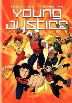 Young Justice: Season One Volume Two (DVD)
