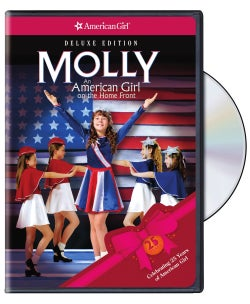 Molly: An American Girl On The Home Front (DVD)