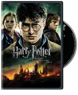 Harry Potter And The Deathly Hallows: Part 2 (DVD)