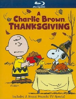 A Charlie Brown Thanksgiving (Blu-ray Disc)