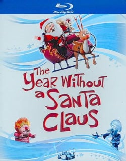 The Year Without A Santa Claus (Blu-ray/DVD)