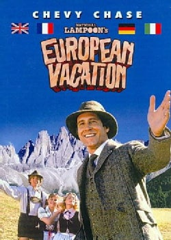 National Lampoon's European Vacation (DVD)
