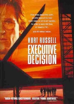 Executive Decision (DVD)