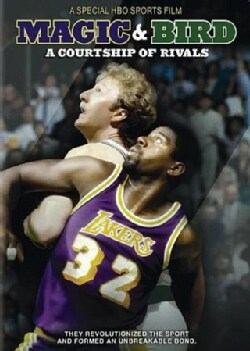Magic & Bird: A Courtship of Rivals (DVD)