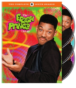The Fresh Prince of Bel-Air: The Complete Sixth Season (DVD)