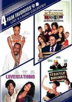 4 Film Favorites: Love & Laughs (DVD)