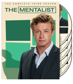 The Mentalist: The Complete Third Season (DVD)