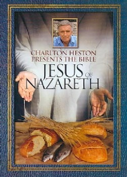 Charlton Heston Presents The Bible: Jesus of Nazareth (DVD)