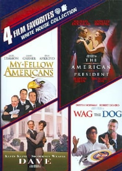 4 Film Favorites: White House (DVD)