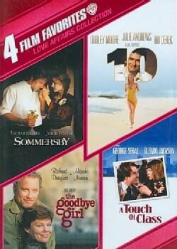 4 Film Favorites: Love Affairs (DVD)